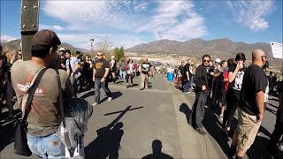 getlinkyoutube.com-Evangelized a Satanic Festival (where approx 70,000 heard the Gospel and more)
