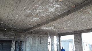 getlinkyoutube.com-تقوس في السقف بسب زيادة ابعاده واستخدام بلاطة سقف غير مناسبة