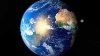 getlinkyoutube.com-Earth animation 3D - HD - Maya 2014