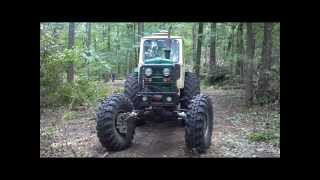 getlinkyoutube.com-Peredok na tractor homemade