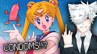 getlinkyoutube.com-Japan Is Making Sailor Moon Condoms & I'M F#%KING PISSED OFF.