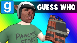 getlinkyoutube.com-Gmod Guess Who Funny Moments - Cursed Casino Mirror (Garry's Mod)
