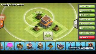 getlinkyoutube.com-Base clash of clans[coc] Th 8 terkuat