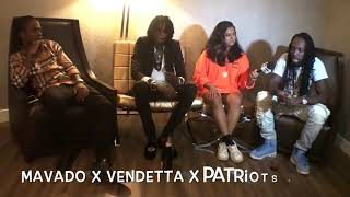 Mavado Alkaline Jahmiel  Interview Talks About Unity In Dancehall 2018