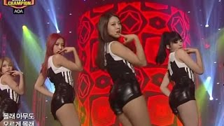 getlinkyoutube.com-AOA - Confused, 에이오에이 - 흔들려, Show Champion 20131023