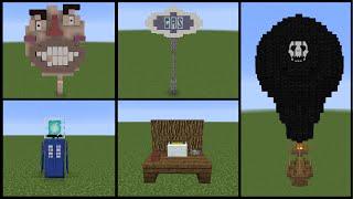 getlinkyoutube.com-Minecraft: Banners Tricks and Tips!