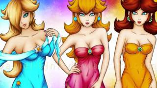 getlinkyoutube.com-Piece Of Heaven - Peach, Daisy & Rosalina Tribute