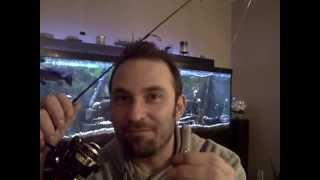 getlinkyoutube.com-Fishing for Peacock Bass in my aquarium