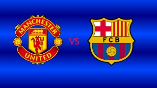 getlinkyoutube.com-Pro Evolution Soccer 2015 PS4 Manchester United VS FC Barcelona Penalty Shootout (Dramatic)