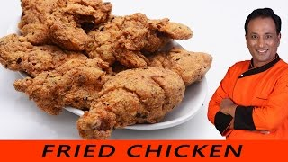 getlinkyoutube.com-Chicken Fry - Fried Chicken - How To  Make Better Than KFC Fried Chicken At Home