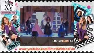getlinkyoutube.com-MissXV - Beso Final entre Valentina y Niko ; Natalia y Eddy [Capitulo 120]