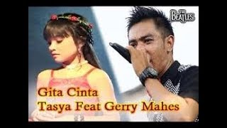 GITA CINTA - GERRY MAHESA FT TASYA karaoke Dangdut