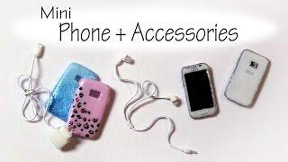 getlinkyoutube.com-Polymer Clay Phone Tutorial - Dolls/Dollhouse