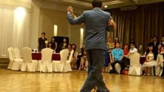 2009 Seoul Tango Festival Grand Milonga - Fabian Peralta y Virginia Pandolfi 01