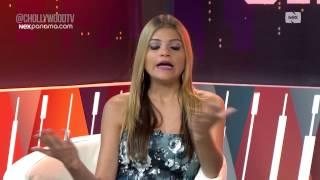 getlinkyoutube.com-Bella Rivas se molesta por un comentario de Franklyn Robinson