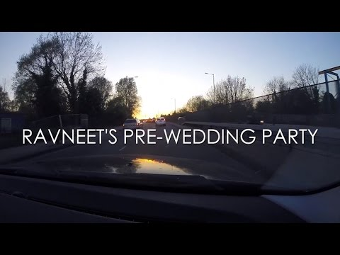 Ravneet's Pre-Wedding Party - Sikh Wedding GoPro Edit
