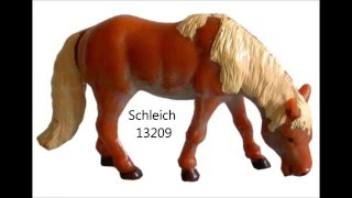 getlinkyoutube.com-ALL Schleich horses 1985 - 1995