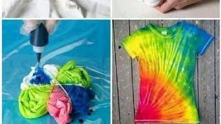 getlinkyoutube.com-Как сделать крутейшую футболку?! (раскрасить)