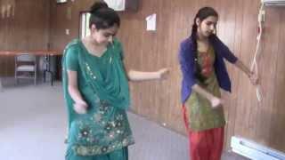 getlinkyoutube.com-Punjabi Dance Practice
