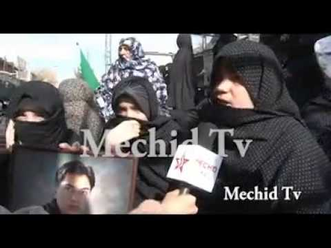 40th of Alamdar Road Incident & 1st Day Of Sit In Protest, 18 Feb 2013 Part 02