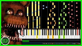 "getlinkyoutube.com-IMPOSSIBLE REMIX - ""Break My Mind"" DAGames (Five Nights at Freddy's 4)"