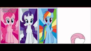 getlinkyoutube.com-Puffed MLP FIM (speedpaint )