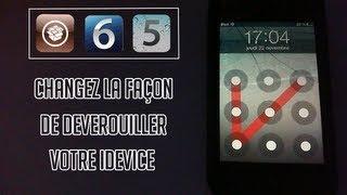 getlinkyoutube.com-Changer la façon de déverrouiller son iDevice sous l'iOS 6