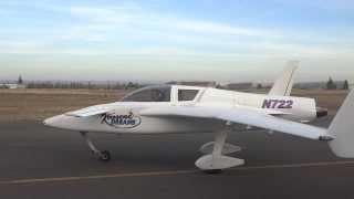 getlinkyoutube.com-My Flight in a Homebuilt Jet Aircraft