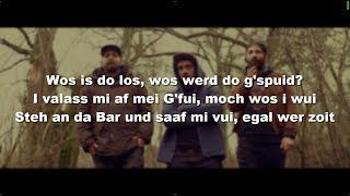 Dicht & Ergreifend   Wos Is Do Los? (Lyrics)