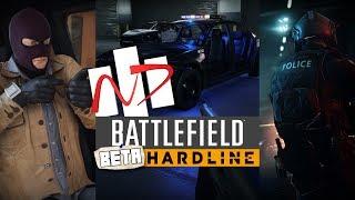 getlinkyoutube.com-Battlefield Hardline Beta [N7] لقد حان وقت الدعس!