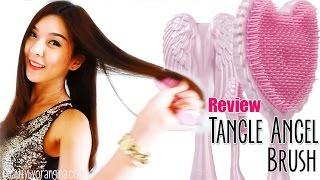 getlinkyoutube.com-Review : แปรงหวีผมปีกนางฟ้า Tangle Angel จากอังกฤษ
