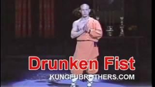 getlinkyoutube.com-Shaolin Drunken Fist - Performed by Shi Xing Hong