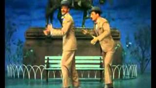 getlinkyoutube.com-Fred Astaire and Gene kelly are the original pranksters