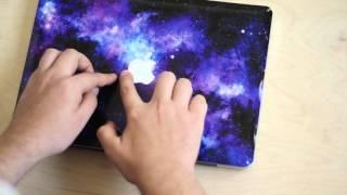 getlinkyoutube.com-How to apply MacBook skin sticker?