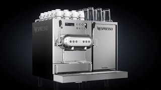 Nespresso presents AGUILA 220