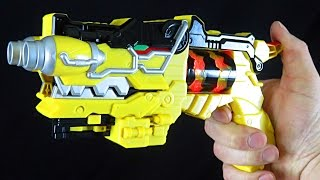 getlinkyoutube.com-Power Rangers Dino Charge Morpher Secret Sounds! & Questions Answered!