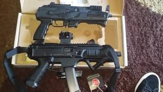 getlinkyoutube.com-CHIAPPA PAK-9 AK9 AK IN 9MM PISTOL