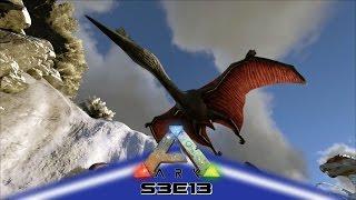 getlinkyoutube.com-ARK: Survival Evovled Gameplay S3E13 - SOLO Taming a Quetzalcoatlus (Quetzal) WORKING METHOD!!!!