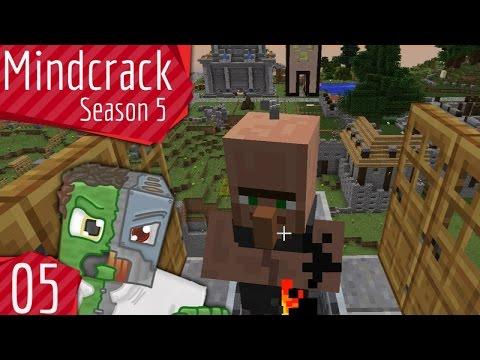 Infinite Villager Breeder - Mindcrack Server Season 5 - Episode 5