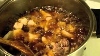 getlinkyoutube.com-Receta de cómo preparar chicharrón prensado - La receta de la abuelita