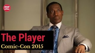 SDCC 2015: Wesley Snipes de The Player