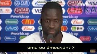 Zapping de La Semaine  - Cheikhou Kouyaté ''TODJ NAFI''