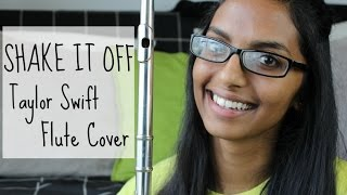 Shake It Off - Taylor Swift Flute Cover