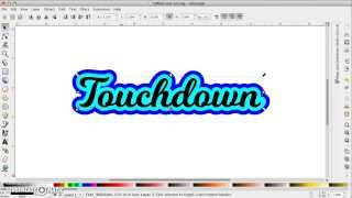 getlinkyoutube.com-Offset Text in Inkscape the easy way