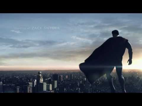 Man of Steel - Title Sequence [HD]