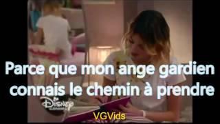 getlinkyoutube.com-Violetta 3 - descubri (violetta) paroles en francais