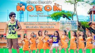 MOROM by ZUREE BORAH/ New Assamese music video 2017 HD