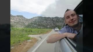 getlinkyoutube.com-Chorwacja Wakacje 2012 Autostrady Split