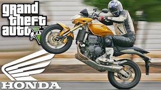 getlinkyoutube.com-GTA 5 Moto Honda HORNET