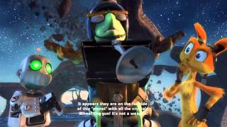 Playstation Move Heros Cutscenes with Subtitles HD